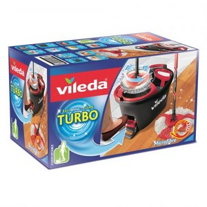 Set de curatenie Vileda Easy Wring & Clean Turbo