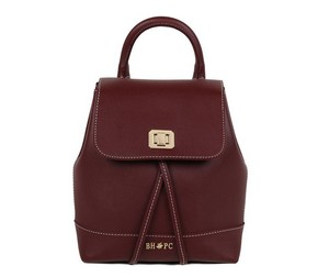 Rucsac dama Aenor Beverly Hills Polo Club Claret Red