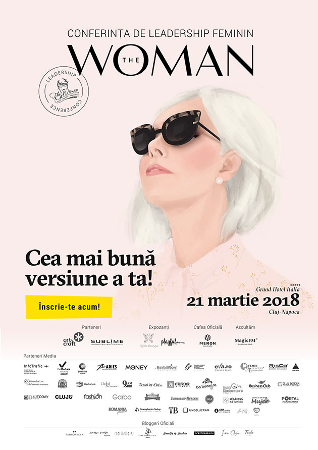 The Woman - 21 Martie 2018 Cluj