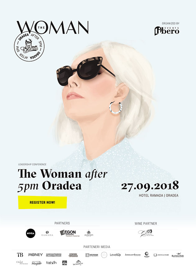 The Woman after 5 pm Oradea 27 septembrie 2018