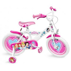 Bicicleta Stamp Disney Princess 16''