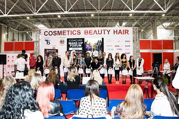 COSMETICS BEAUTY HAIR 2019