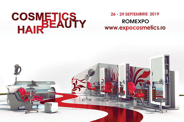 Nu rata cel important eveniment dedicat industriei de beauty: COSMETICS BEAUTY HAIR