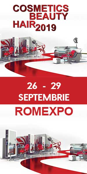 Cosmetics Beauty Hair - 26-29 Septembrie 2019 ROMEXPO
