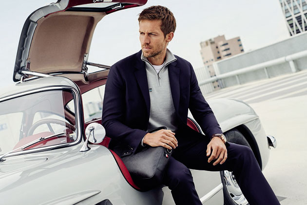 Tommy Hilfiger lanseaza prima colectie capsula TommyXMercedes-Benz
