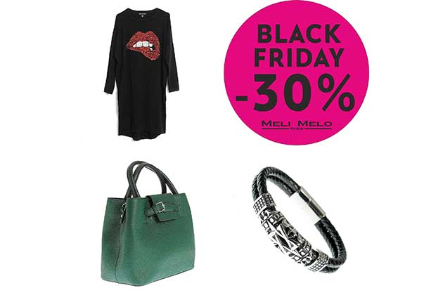 Black Friday la Meli Melo Paris