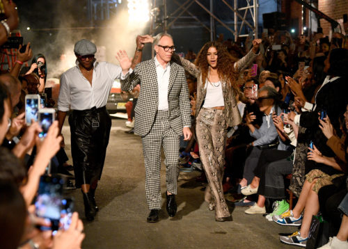 "Tommy Hilfiger revine in New York cu evenimentul de moda TOMMYNOW ""See Now, Buy Now"" si debutul colaborarii TommyXZendaya Toamna 2019"