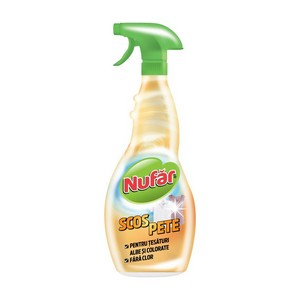 Nufar Scos Pete 500 ml