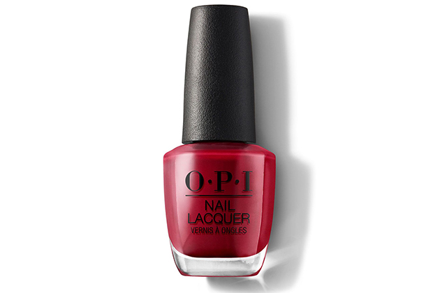 OPI NAIL LACQUER Red