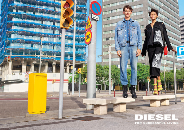 DIESEL isi celebreaza nucleul in campania Spring/Summer 2020 For Successful Living