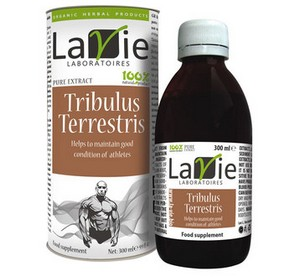 Tribulus Terrestris. Extract din Coltii babei