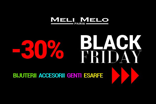 Black Friday 2015 la MeliMelo Paris