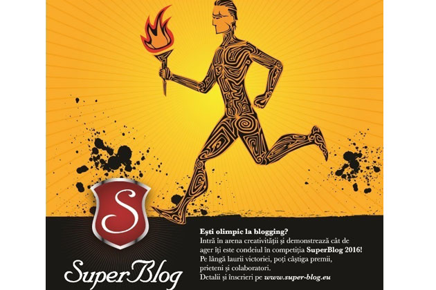 Cei mai creativi bloggeri romani se intrec in competitia-maraton SuperBlog
