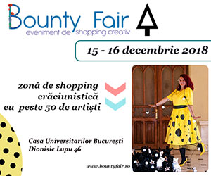 Bounty Fair #40 - Editie vesela de Craciun - 15-16 Decembrie 2018