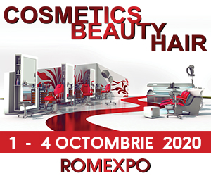 Cosmetics Beauty Hair - 1-4 Octombrie 2020 ROMEXPO