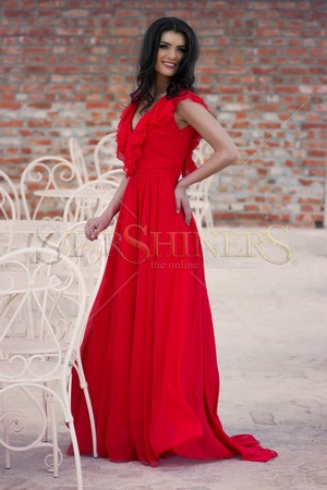 Rochie PrettyGirl Dashing Red