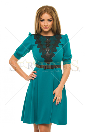 Rochie LaDonna Mistery Touch Green