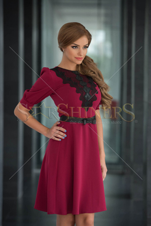 Rochie LaDonna Mistery Touch Purple
