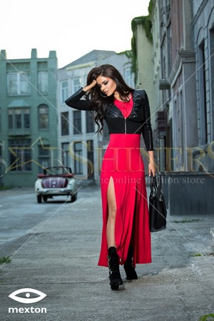 Rochie Mexton Simply Perfect Red