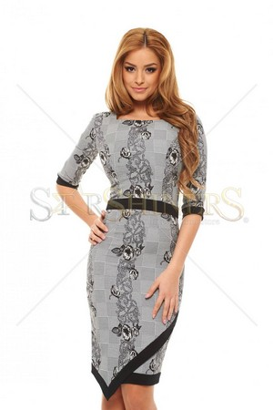 Rochie LaDonna Trusty Business Black