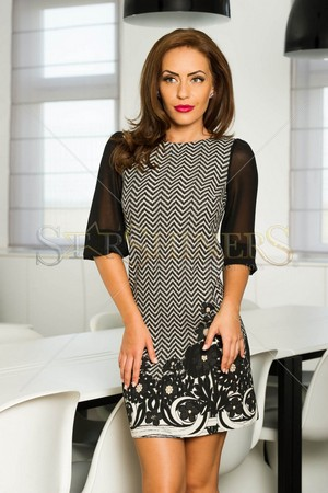 Rochie Vintage Experience Black