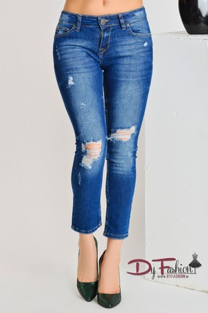 Jeans dama Dark Blue Lyric